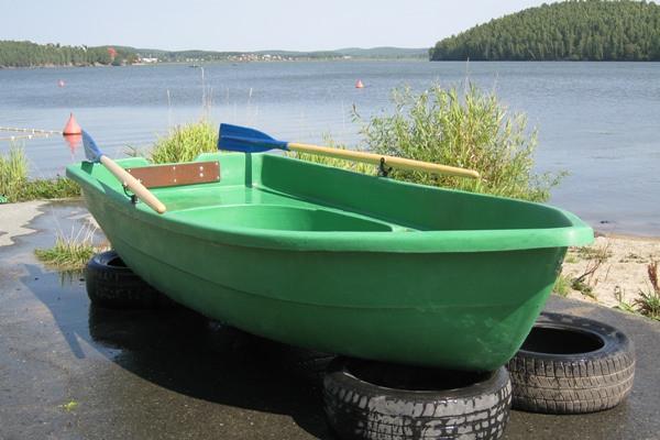 Двухместная гребная лодка «Тортилла-2»