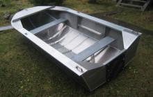 Алюминиевая лодка Малютка