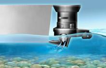 Вот как работает водометная насадка