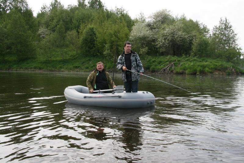 Лодка для рыбалки