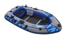 Обзор двухместных надувных лодок — цены
