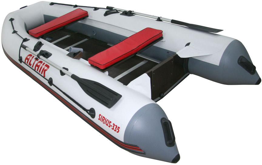 Лодка ПВХ Альтаир
