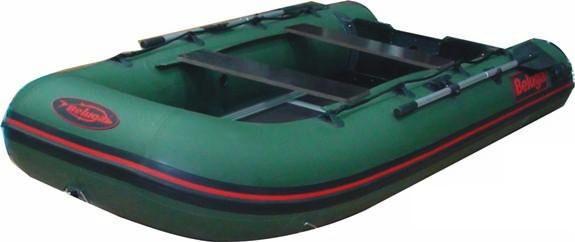 какой мотор для резиновой лодки