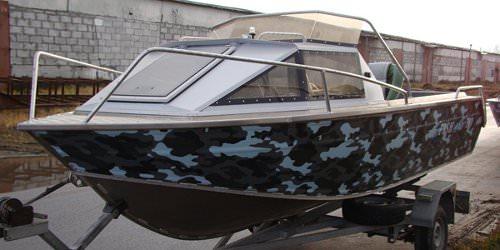 Лодка Fishline 570