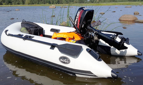 Лодки под мотор 5-9 л.с. Utility Line 360