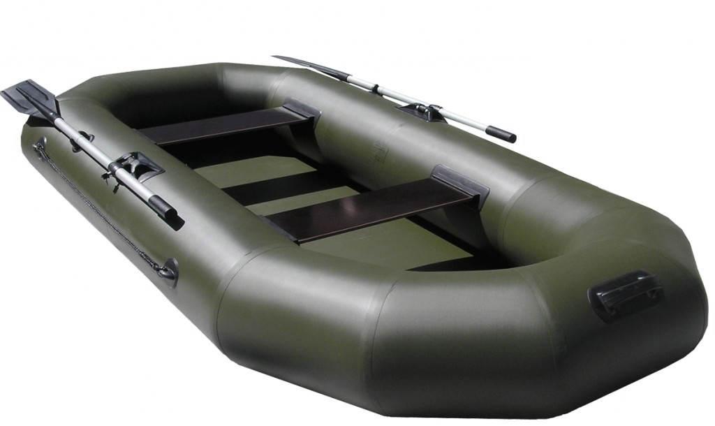 Двухместная лодка