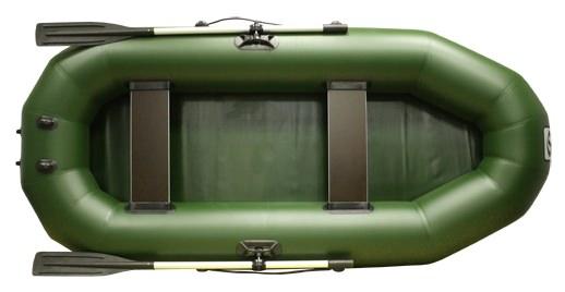 Гребная моторная лодка бюджетного класса Фрегат М-3
