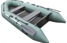Лодка ПВХ под мотор 5 л.с.