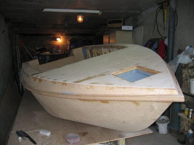 Как сделать лодку из стеклопластика самостоятельно