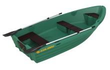 Обзор пластиковых лодок под мотор 5 л.с.