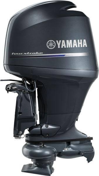 Подвесной водометный лодочный мотор Ямаха
