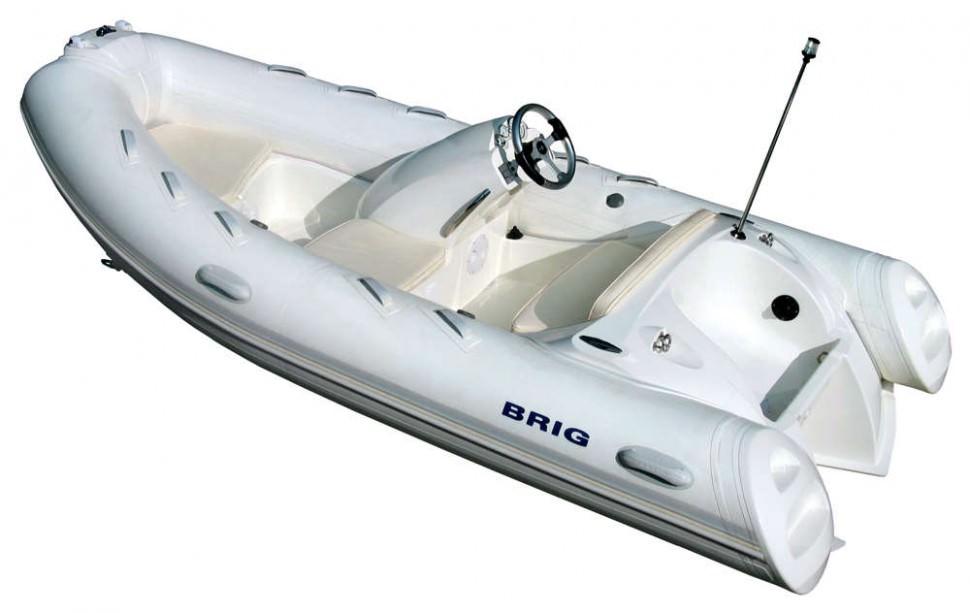 Резиновая RIB-лодка