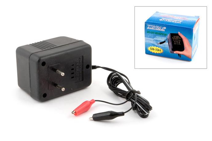 Зарядное устройство для аккумулятора эхолота
