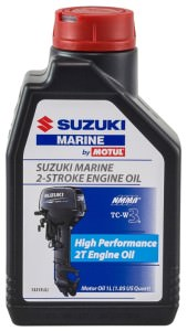 Motul Suzuki Marine 2T - лучшее для дизельных двухтактных