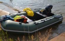 Лучшие двухместные надувные лодки до 20000 рублей