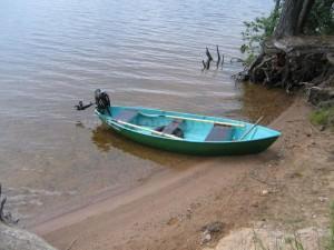 Sava-370 - пластиковая лодка премиум класса