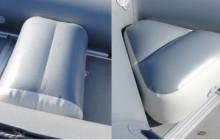 Надувное сиденье под ПВХ лодку