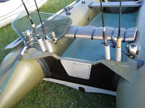 Тюнинг надувных лодок своими руками фото 847