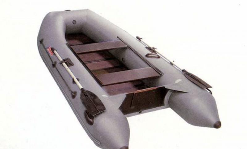 Лодка Викинг LS