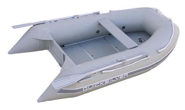 Лодка ПВХ Quicksilver