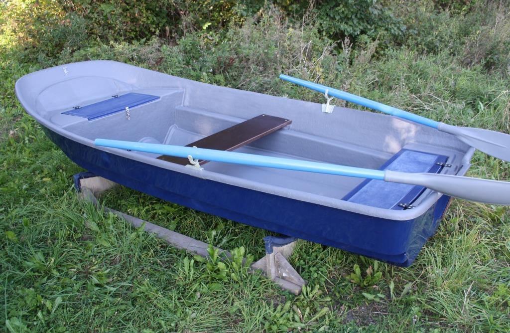 Лодка Ильмень