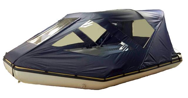 Ходовой тент для лодки Баджер