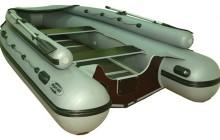 Лодка с жестким дном