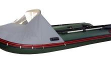 Носовой тент для лодки