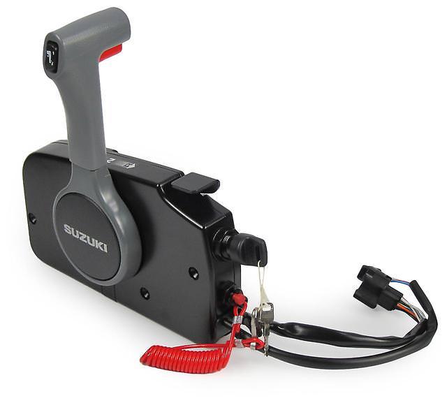 Пульт дистанционного управления лодочным мотором