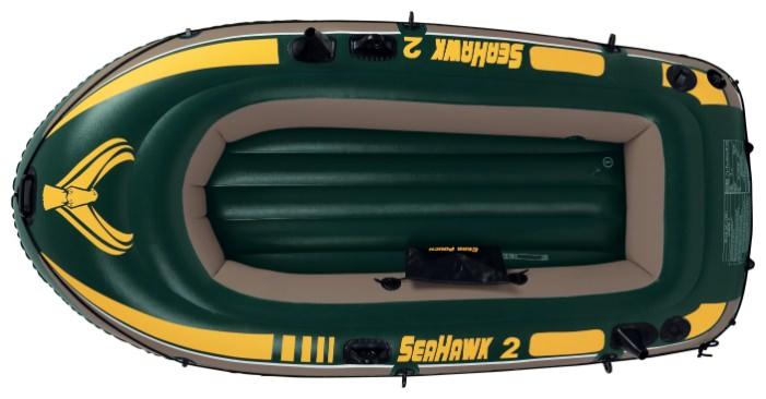 Гребная надувная лодка Intex Seahawk-200