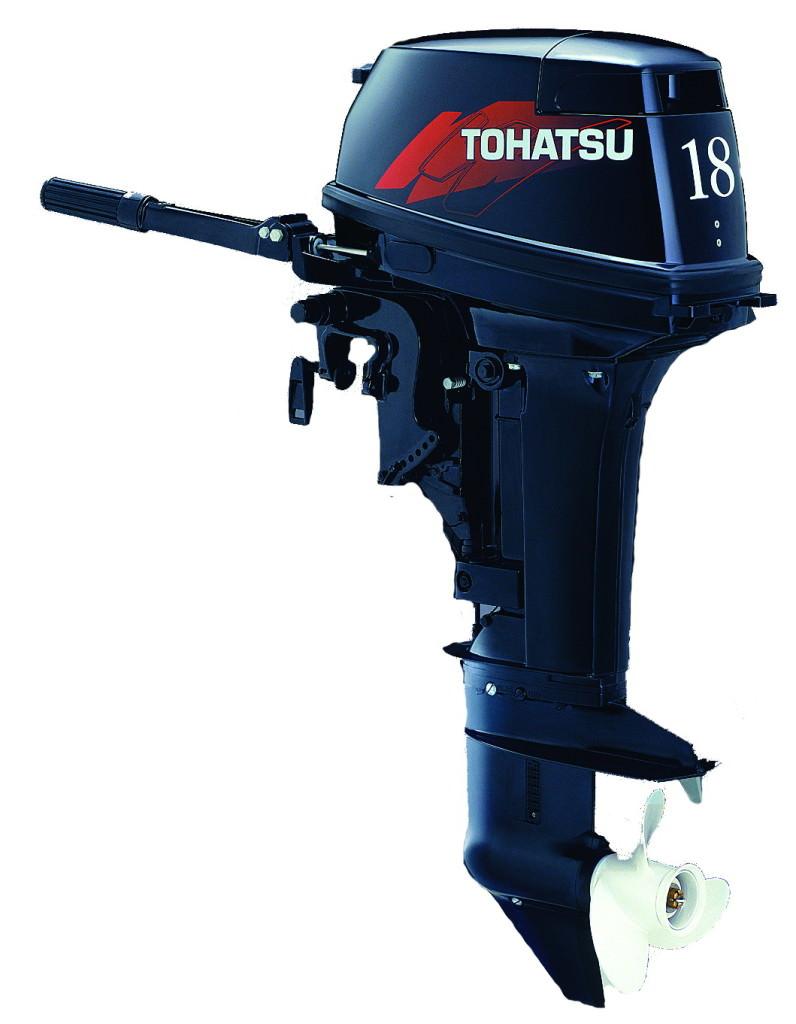 Лодочный мотор Тохатсу