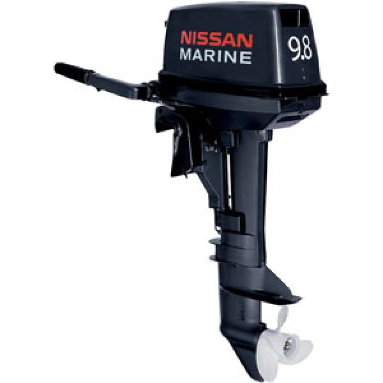 Лодочный мотор Nissan